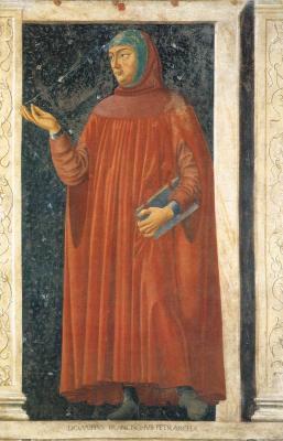 Las prioridades de Petrarca